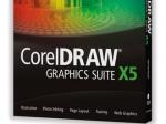 CorelDRAW Graphics Suite X5 Upgrade License (251 - 350)