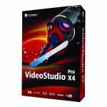 VideoStudio Pro X4 License Upgrade (351-500)