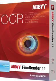 ABBYY FineReader 11 Corporate Edition / Per seat use (1-5 лиценза)