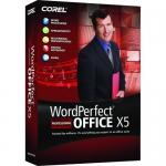 WordPerfect Office X5 Professional License ML (11-25)