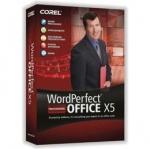 WordPerfect Office X5 Professional Upgrade License ML (2501-5000)
