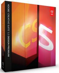 Adobe Design Premium CS6 upgrade от CS5
