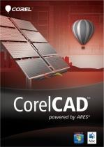 CorelCAD Upgrade License (1-10)