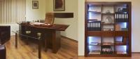 Бюро и библиотека за офис