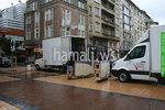 хамалски услуги по качване и сваляне на товари с камион