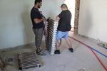 фирма за преместване на чугунени радиатори