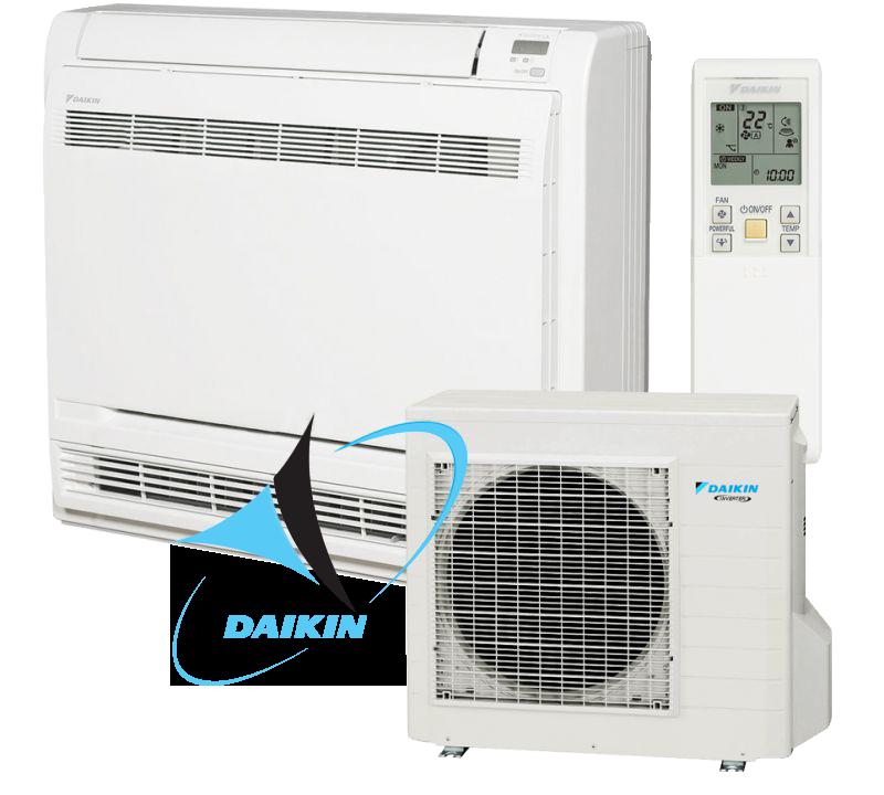 Инверторни - Инверторен климатик DAIKIN PROFESSIONAL FVXS35F / RXS35G - подово тяло