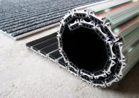 Модерни алуминиеви изтривалки по поръчка