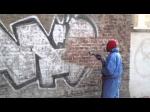 сваляне на графитни надписи