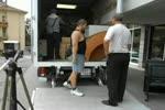 транспорт на офис мебели